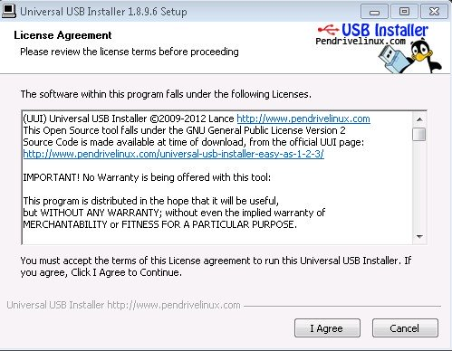 How to install ubuntu 12 04 from usb