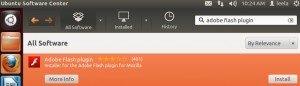 Install adobe flash player ubuntu 12.04