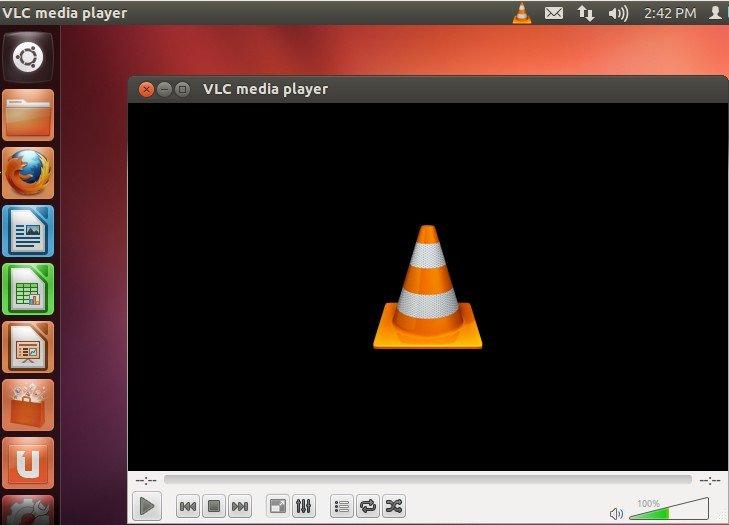 vlc pour ubuntu 12.10