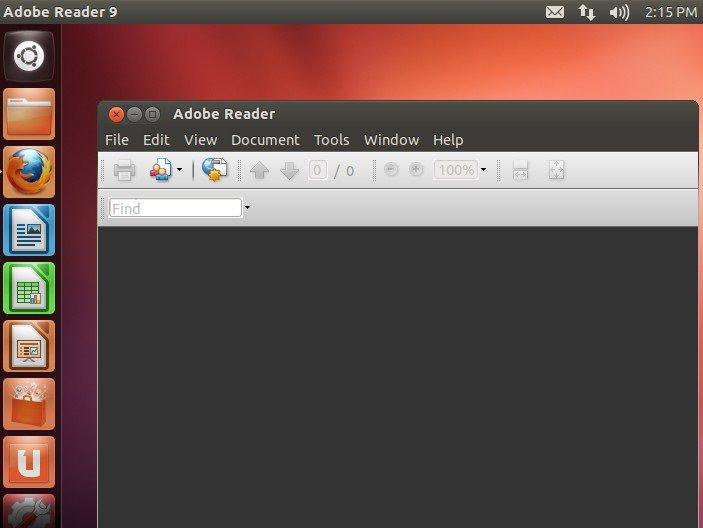 Adobe reader for ubuntu