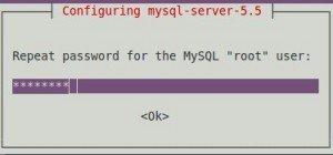 install mysql ubuntu