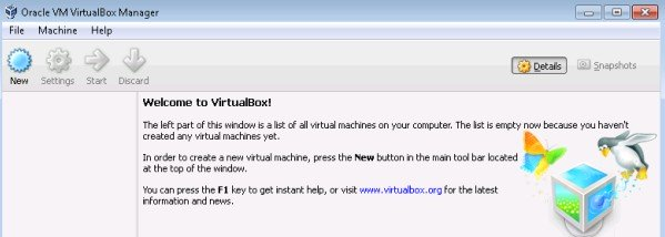 Install ubuntu on windows 7 – VirtualBox