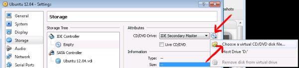 Install ubuntu on windows 7 – VirtualBox