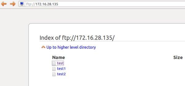 configure ftp server on centos 6