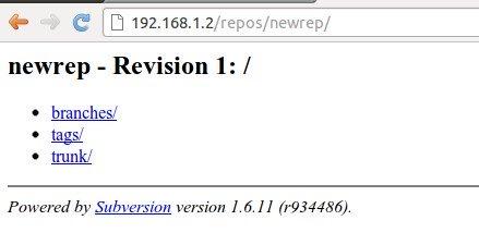 install svn server centos 6