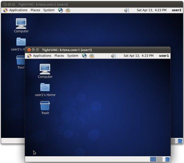install vnc server centos 6