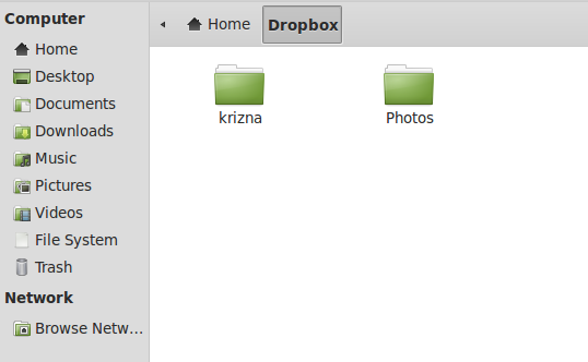 How to install dropbox on linux mint 13