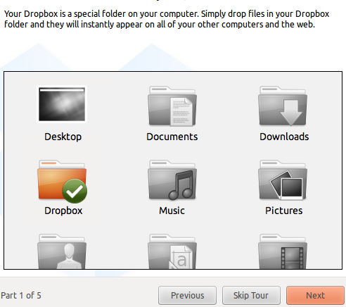 How To Install Dropbox On Ubuntu 12 04