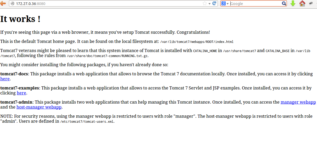 How to install tomcat 7 on ubuntu 12.04