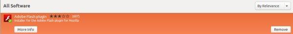 Install adobe flash player on ubuntu 14.04