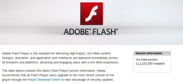 adobe flash player free download for windows 7 new version
