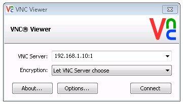 install vnc server on centos 7