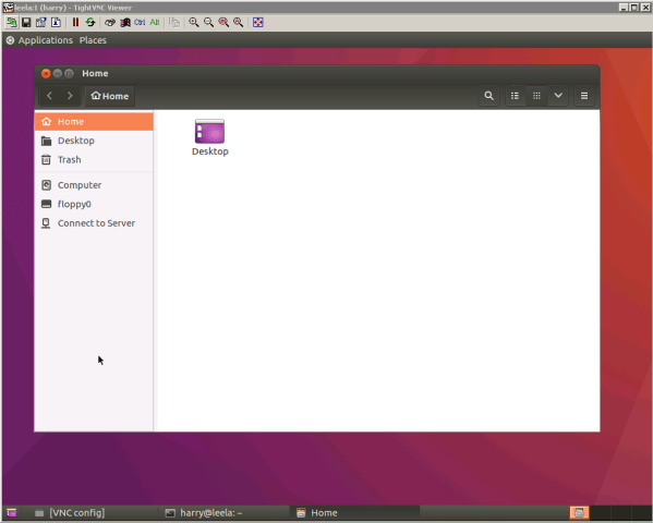 Enable remote desktop on ubuntu 16.04