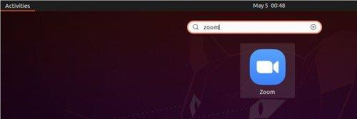 zoom ubuntu 20.04