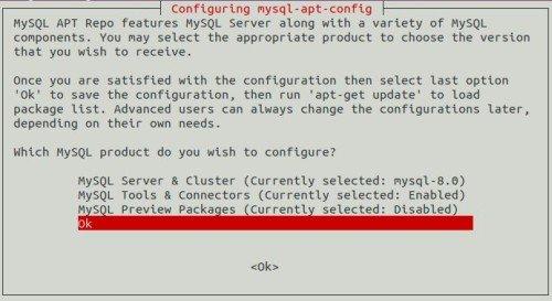 MySQL workbench setup ubuntu 20.04
